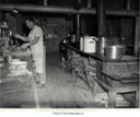 camp cooking in the 50's
