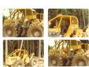 cutting school- using the skidder