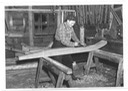 making sled runners 1949