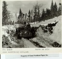 snow conditions allegash, 1952