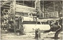two guys on a papermachine