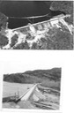 views of Dam during construction